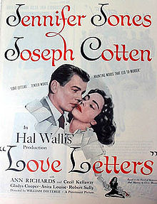 Movie Review Love Letters 1945
