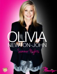 Summer Nights by Olivia Newton-John at The Flamingo Las Vegas