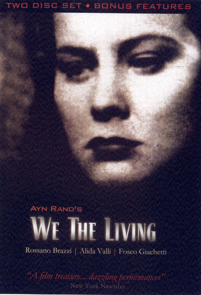essays on ayn rands we the living Free ayn rand papers, essays amthem a book by ayn rand - in ayn ran's better essays: ayn rand's we the living - ayn rand and we the living.