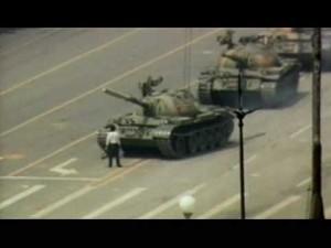 Tiananmen individualist
