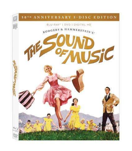 Movie & Blu-Ray Review: The Sound of Music (1965)