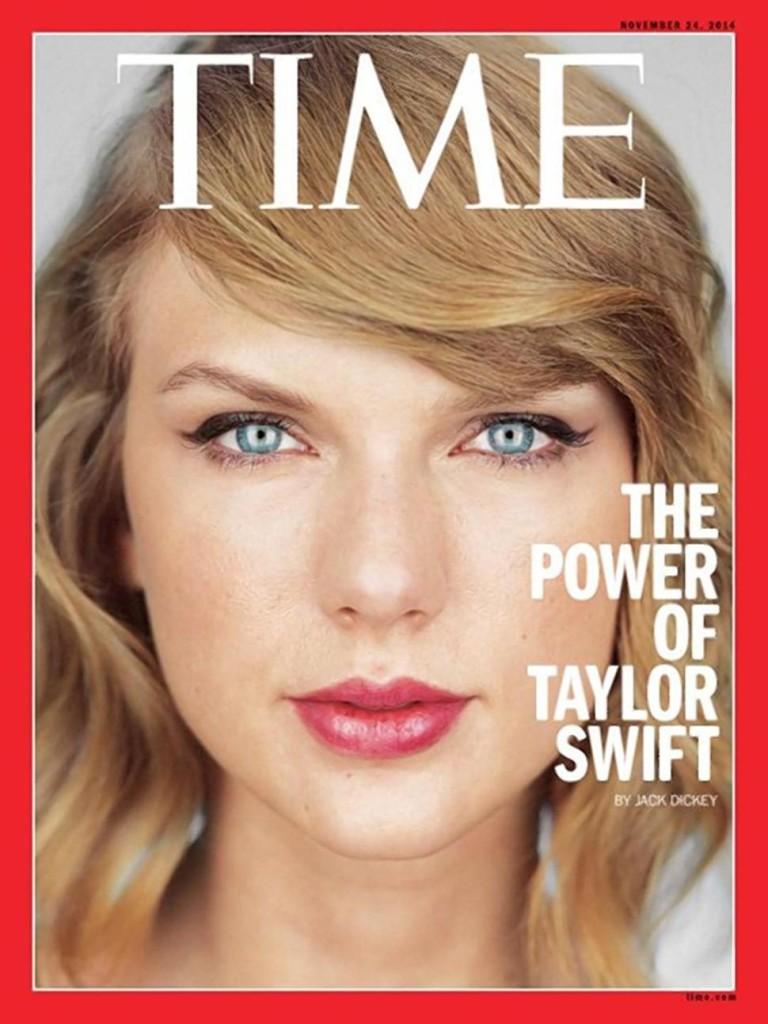 TaylorSwift on Time