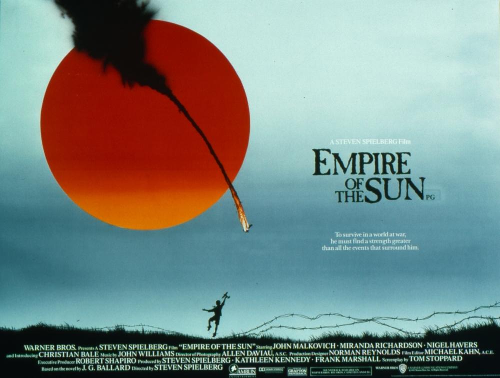 ufeffmovie analysis  empire of the sun  1987