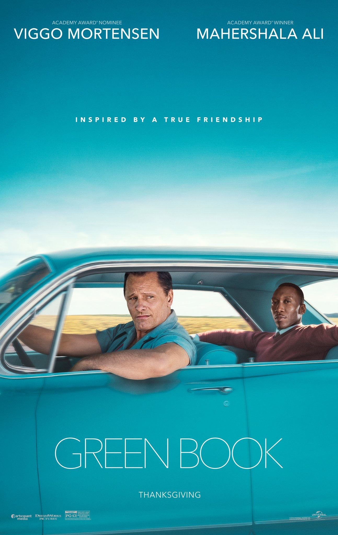 The Green Book Film